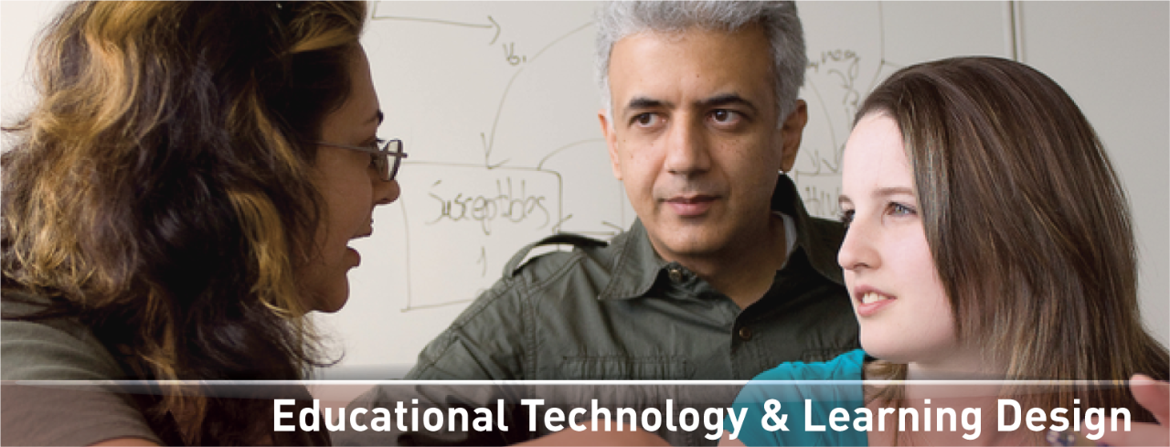 Educational Technology and Learning Design