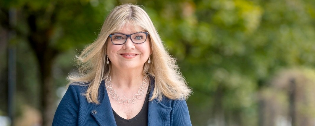 Meet Dr. Susan O'Neill, SFU's new dean of the faculty of education