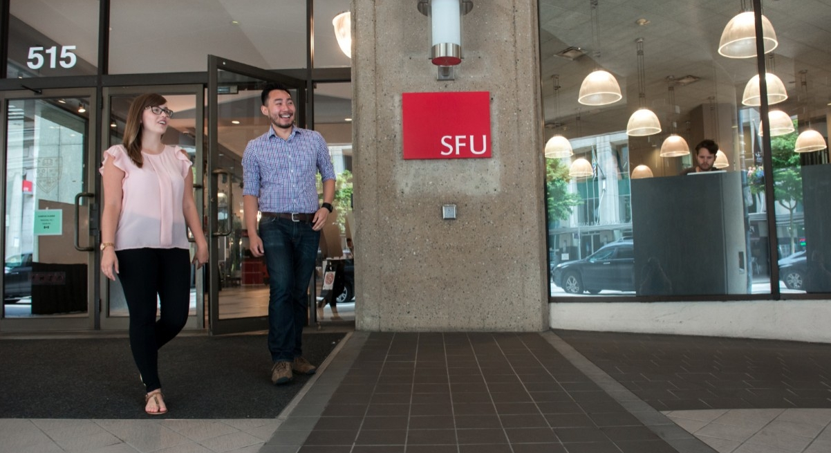 SFU at Harbour Centre