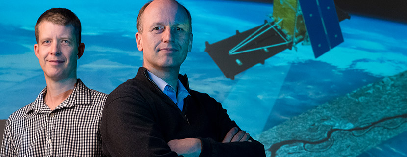 NSERC chair to further Canada's leadership role in space-based radar