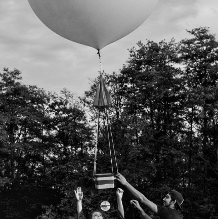 Helium Balloons for fieldschool