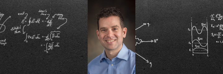 Associate Professor David Sivak wins BSC Young Investigator Award