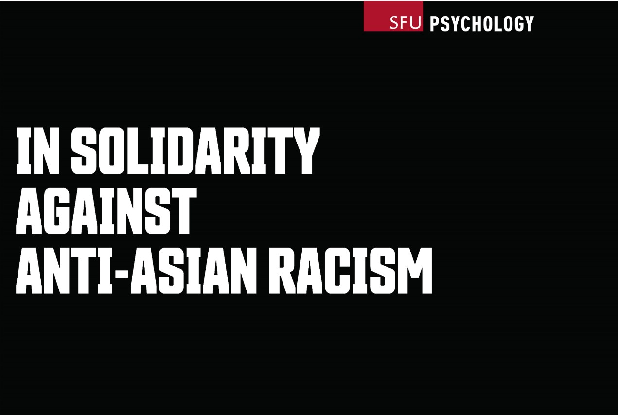 In Solidarity Against Anti-Asian Racism