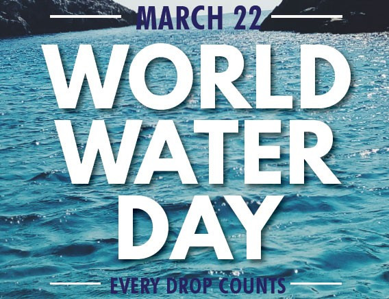 Executive Director of the PWRC, Zafar Adeel, discusses current issues in water security on World Water Day