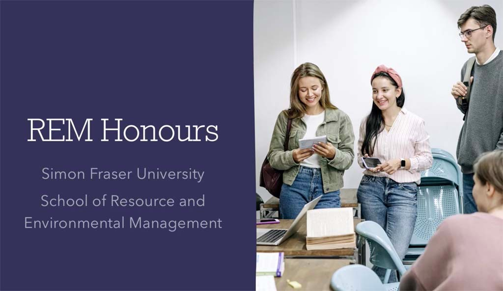 REM has an Honours program! See how you can enhance your undergraduate degree.