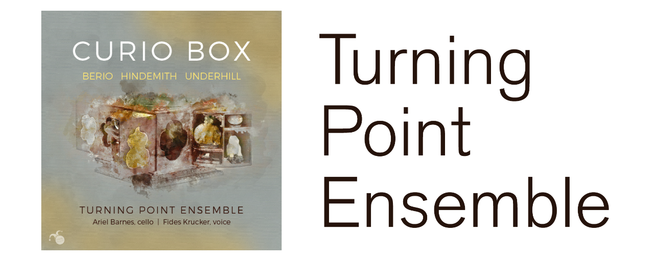 Turning Point Ensemble: Curio Box CD Release