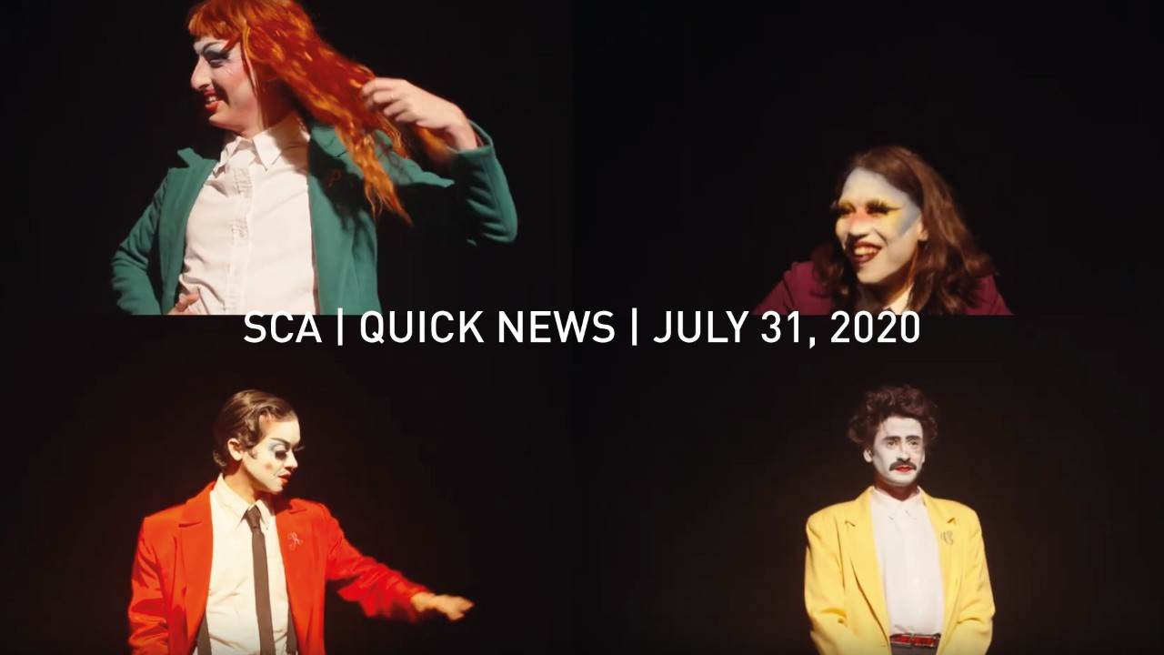 SCA | Quick News | July 31, 2020