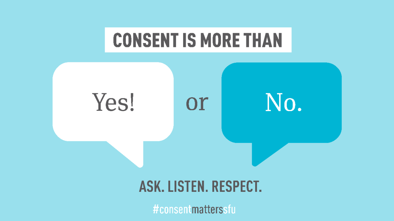 Consent Is Not Cancelled