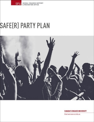 Safer Party Plan
