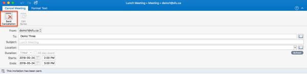 Outlook for Mac - SFU Mail - Simon Fraser University