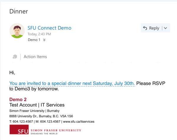 Responding to Meeting Invitations - SFU Mail - Simon Fraser University