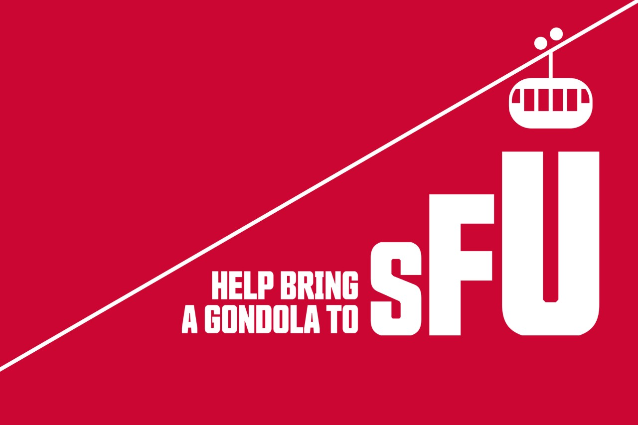 Get the facts and help bring a gondola to SFU