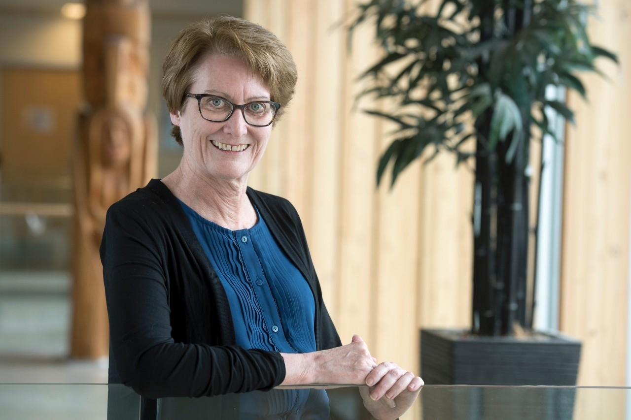 3M national teaching fellowship honours SFU lecturer Sheri Fabian