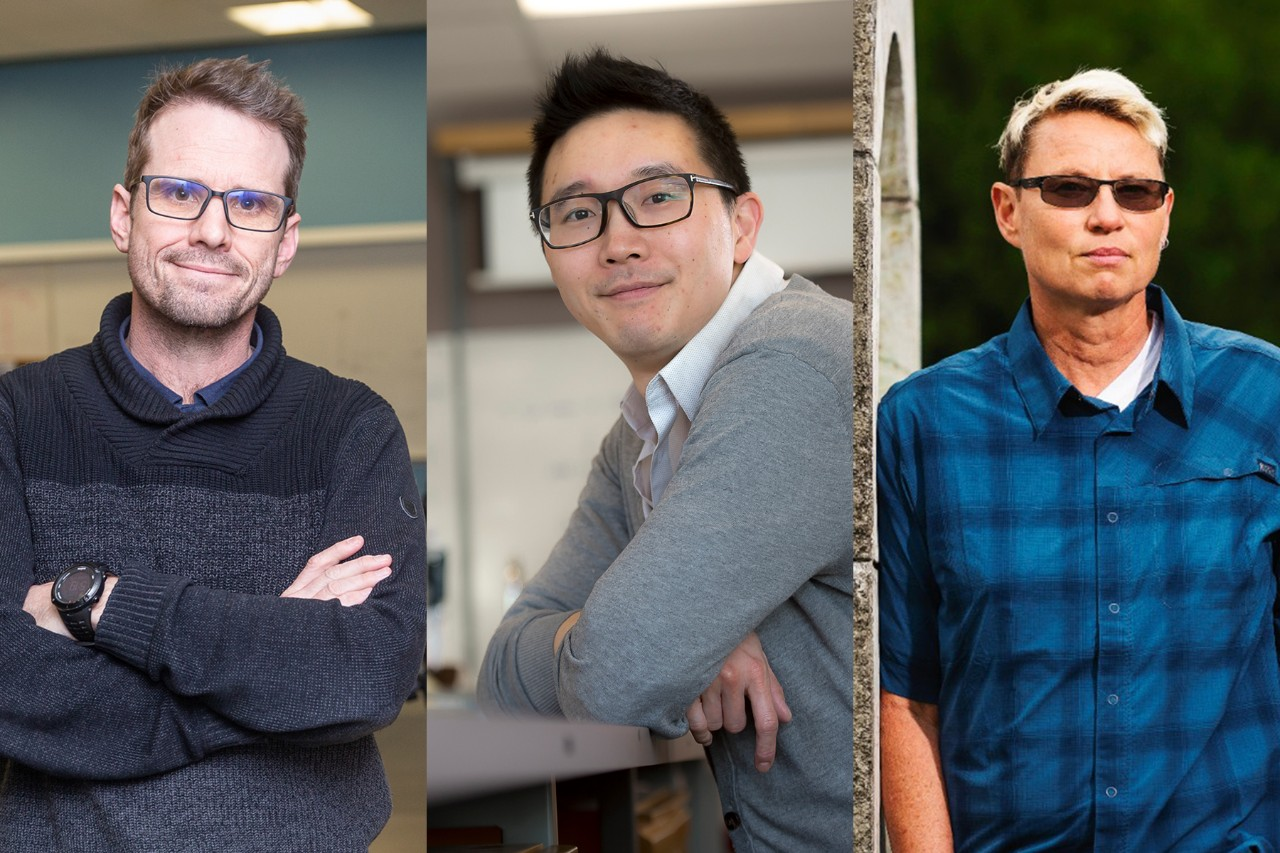 SFU professors honoured with 2018 Excellence in Teaching awards