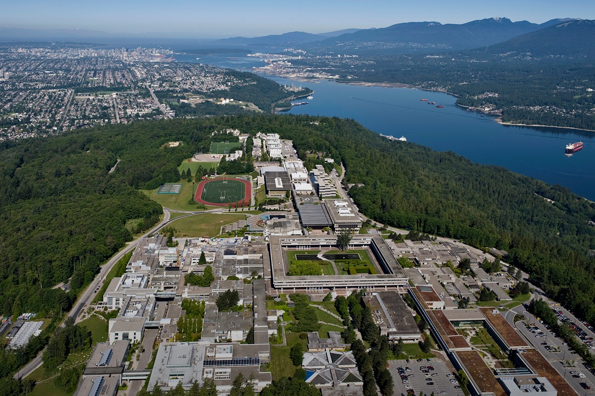 SFU named #1 in global university ranking for impact on sustainable cities and communities