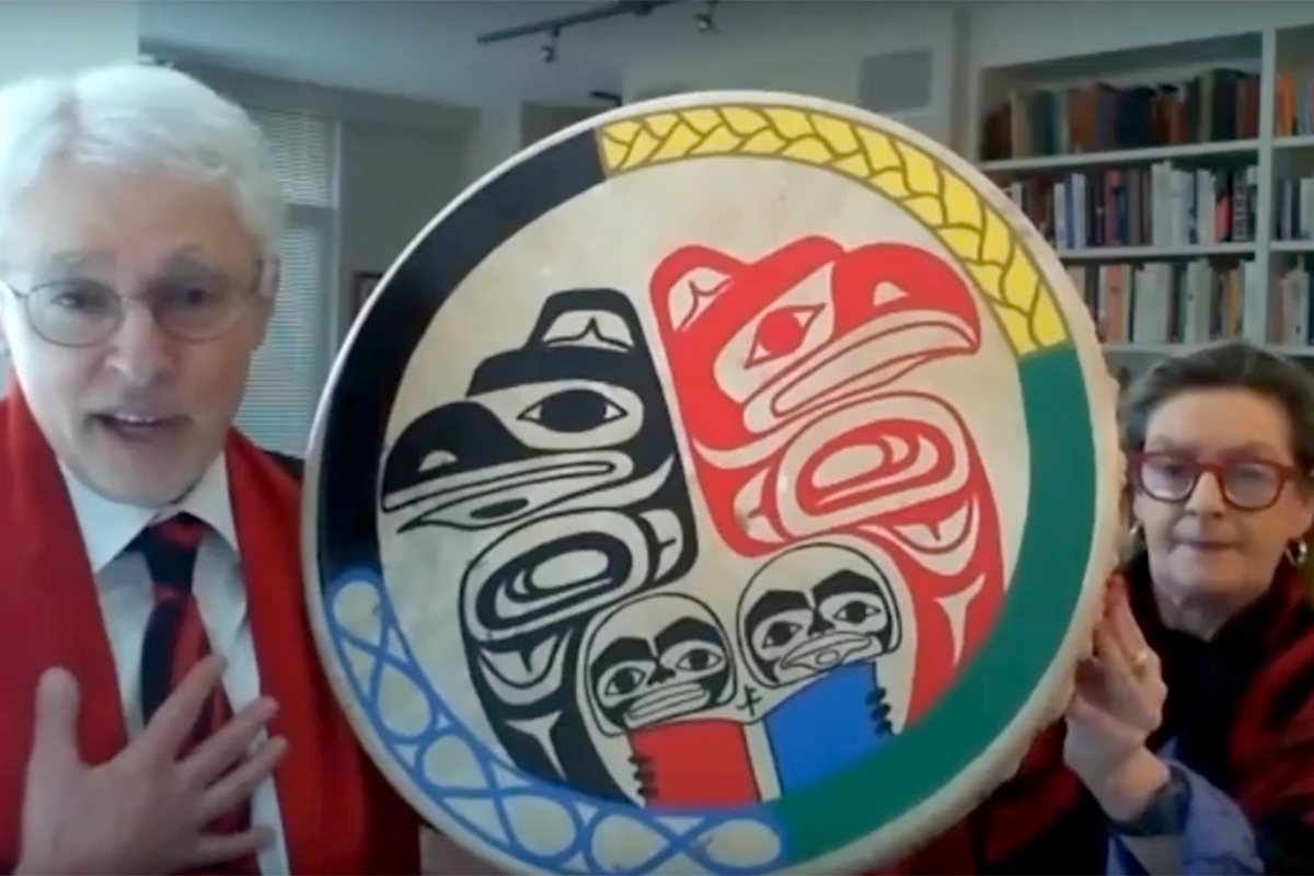SFU's Honouring Feast for Indigenous grads goes virtual