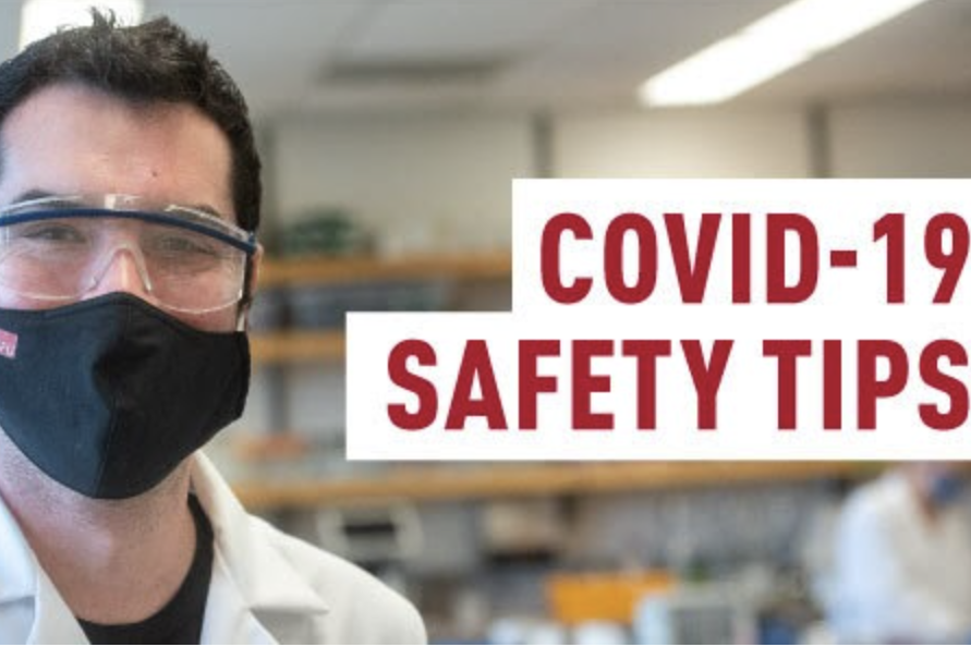 COVID-19 safety updates - January 11, 2021