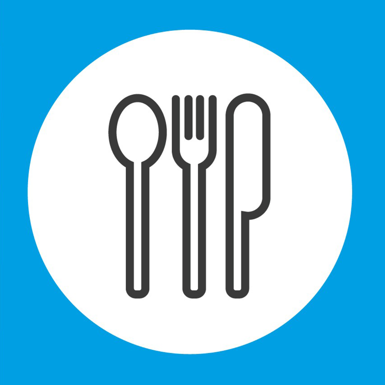 Sustainable Dining icon - click to get started