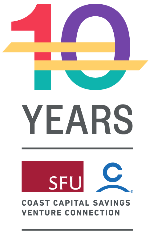 Venture Connection 10 Year Anniversary logo
