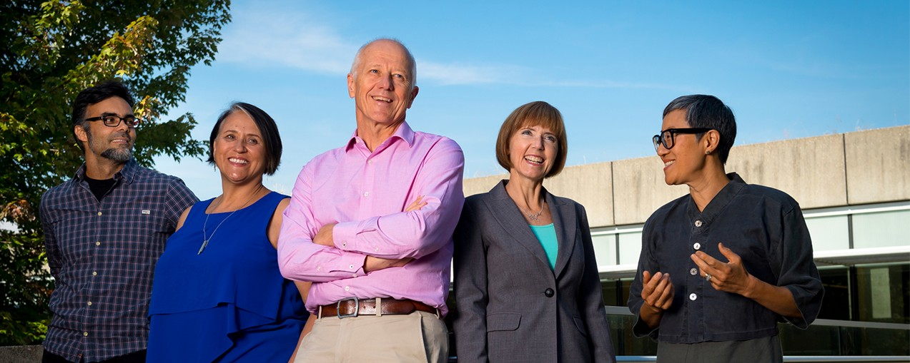 Five SFU faculty members named to Royal Society of Canada Fellowship and College