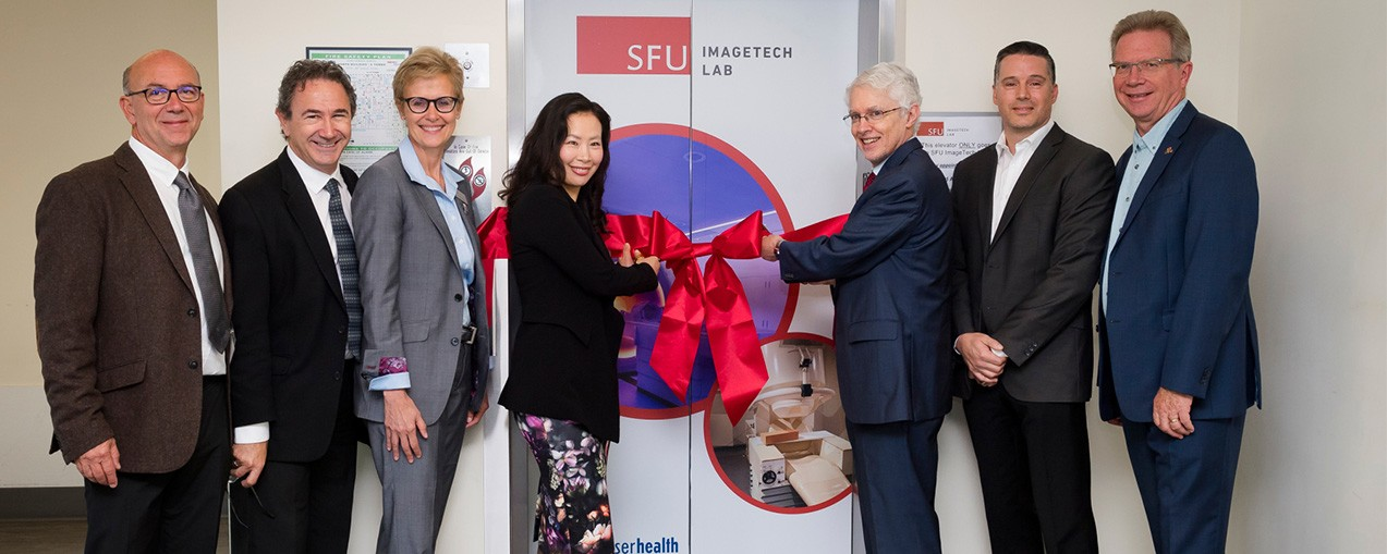 SFU ImageTech Lab to advance treatment of brain disorders and diseases