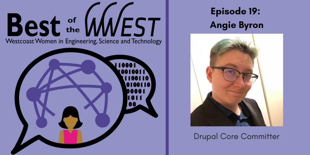 Episode 19: Angie Byron, Drupal Core Committer