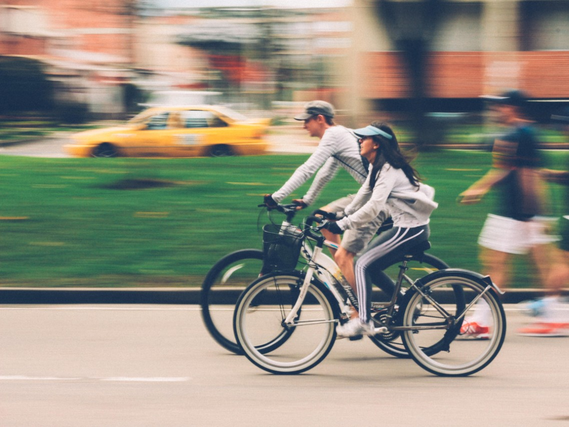 FHS researchers recommend actions to increase cycling in Canada