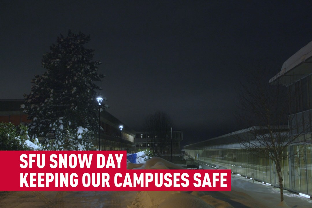 Snow Day: what goes into keeping campuses safe