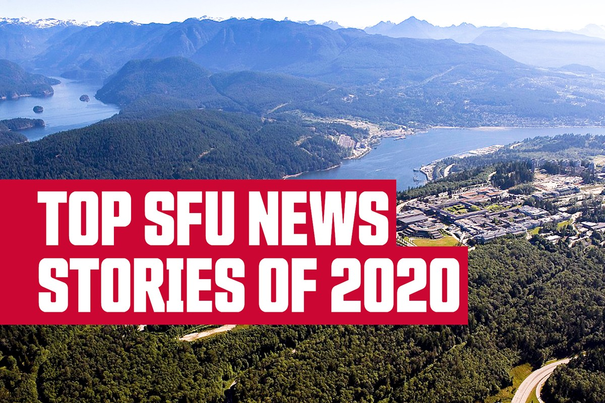 Top 10 SFU News stories of 2020