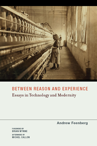 The Book cover of 'Between Reason and Experience'