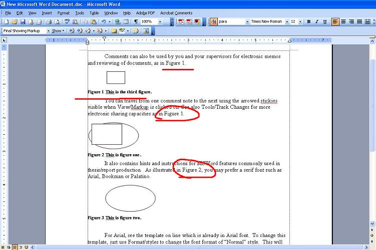 how to cite a figure to text in pdf